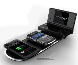 Powermat charging station